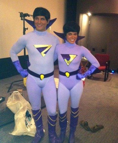 Wonder Twins Skit For Collegehumor Com Peter Facinelli Com