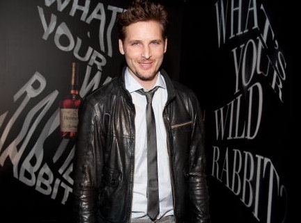 Peter Facinelli & Hennessy