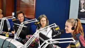 Bogota LaFM interview